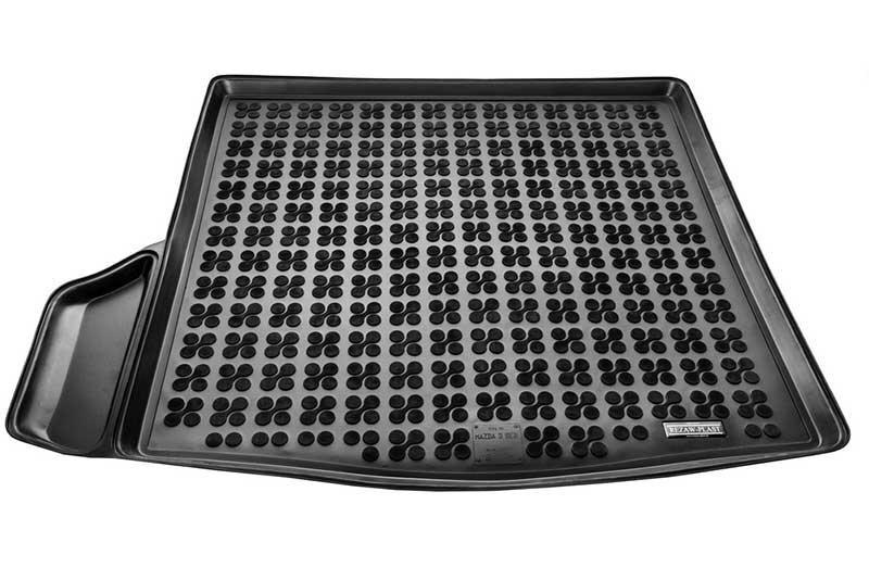 Gumijas bagāžas nodalījuma paklājiņš Mazda 3 Sedan 2013--> /232229