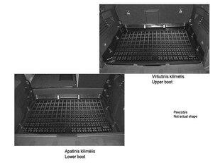 Gumijas bagāžnieka paklājiņš Porsche CAYENNE II 2010-> /233502 cena un informācija | Bagāžnieka paklājiņi pēc auto modeļiem | 220.lv