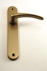 Дверная ручка Wing, желтая