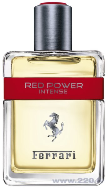 Tualetes ūdens Scuderia Ferrari Red Power Intense EDT 125 ml