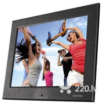 Цифровая фоторамка Hama 95290 Black (Черная)