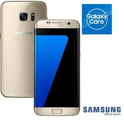 Samsung Galaxy S7 Edge G935 LTE Gold + Galaxy Care