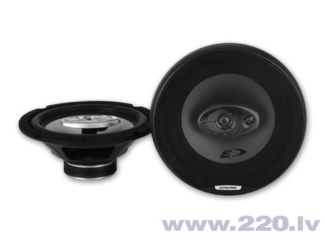 Alpine SXE-2035S skaļruņi cena un informācija | Auto akustiskās sistēmas | 220.lv