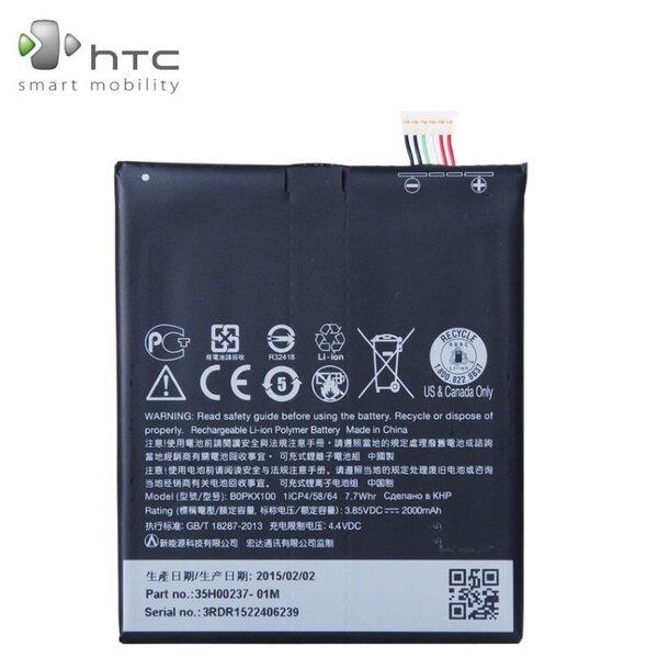 HTC B0PKX100 Oriģināls Akumulators Desire 626 / 626G 2000mAh Li-Ion 35H00237-00M (OEM)