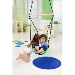 Šūpuļtīkls Kids Swinger, Green