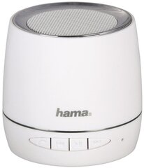 portatīvs HAMA Mobile Bluetooth Speaker white, balts