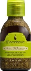 Eļļa matiem Macadamia Healing Oil Treatment 30 ml
