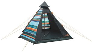 Telts Easy Camp Tipi Tribal Colour