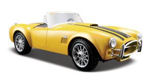 Модель автомашины Maisto Die-cast 1:24 1965 Shelby Cobra, 31276
