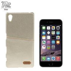 "Roar Noble Skin Super Plāns Eko ādas Aizmugures Maks ar nodalījumu kartēm Apple iPhone 6 Plus 6S Plus 5.5"" Zeltains (EU Blister) cena un informācija | Roar Noble Skin Super Plāns Eko ādas Aizmugures Maks ar nodalījumu kartēm Apple iPhone 6 Plus 6S Plus 5.5"" Zeltains (EU Blister) | 220.lv"