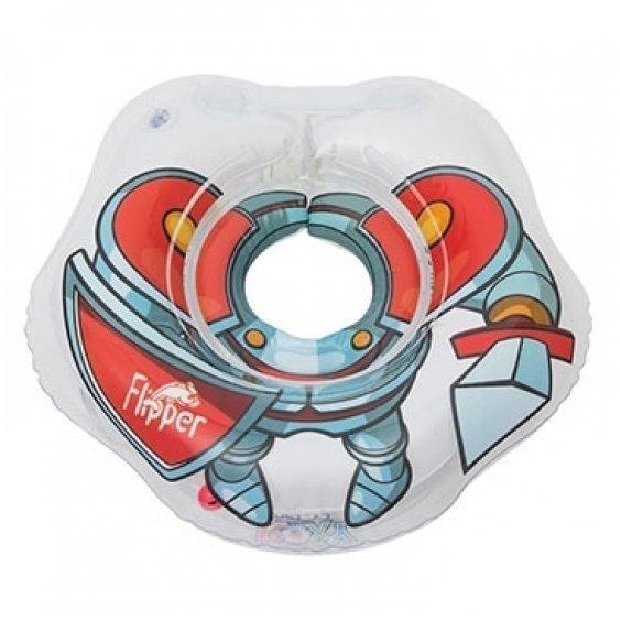 Peldēšanas riņķis zīdaiņiem 3D Bruņinieks cena un informācija | Bērna drošība | 220.lv