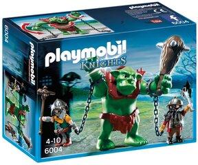 6004 PLAYMOBIL® Knights, Milzīgs trollis un bezkaunīgi bruņinieki