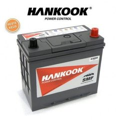 Hankook akumulatoru 45Ah 360A MF54523