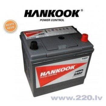 Hankook akumulators 60Ah 480A MF56068