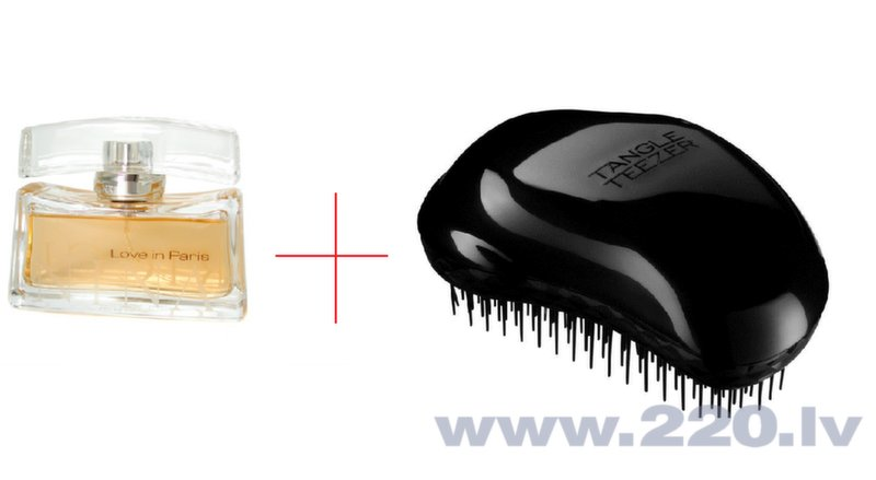 Комплект Nina Ricci Love in Paris edp 50 мл + Расческа Tangle Teezer The Original