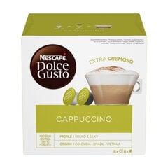 Kafijas kapsulas Nescafe Dolce Gusto Cappucino, 16 gab. 200 g cena un informācija | Kafijas kapsulas Nescafe Dolce Gusto Cappucino, 16 gab. 200 g | 220.lv