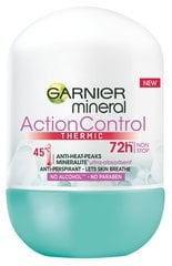 Dezodorants ar ruliti Garnier Mineral 50ml