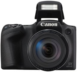 Canon PowerShot SX420 IS WiFi Black