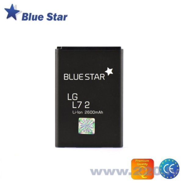 BlueStar Akumulators LG P710 Optimus L7 2 / P875 F5 Li-Ion 2600 mAh Analogs BL-59JH