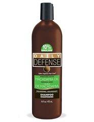 Шампунь с маслом макадамии Daily Defense Macadamia Oil, 473 мл