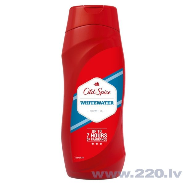 Dušas želeja Old Spice Whitewater 250 ml