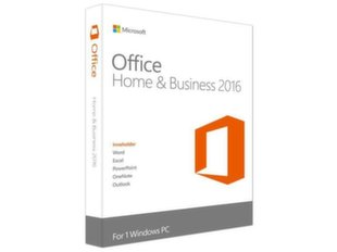 Microsoft Office Home and Business 2016 ENG (Pilna versija)