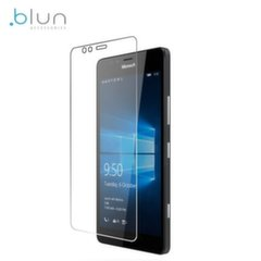 Защитная плёнка- стекло Blun Extreeme Shock Screen Protector 0.33mm / 2.5D Glass Microsoft 950XL Lumia (EU Blister)
