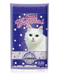 Kaķu pakaiši Super Benek Crystal Levander 3,8 L