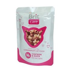 Konservi Brit Care Chicken & Duck 80g