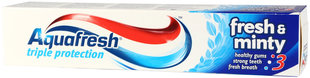 Zobu pasta Aquafresh Fresh'N'Minty 100 ml