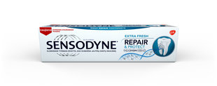 Зубная паста Sensodyne Repair & Protect Extra Fresh 75 мл