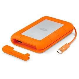 LaCie Rugged V2 2.5'' 2TB USB3 Thunderbolt IP54