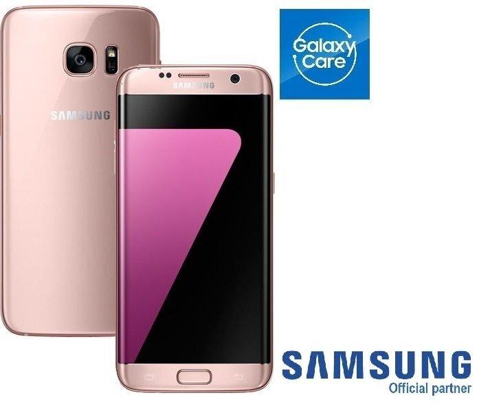 Samsung Galaxy S7 Edge G935 LTE Pink Gold + Galaxy Care