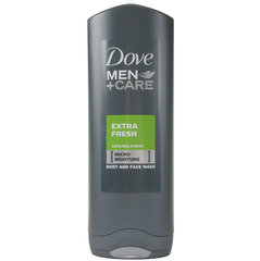 Dušas želeja Dove Men +Care Extra Fresh 400 ml