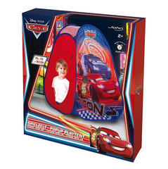 Bērnu telts John, Pop up Disney Cars, 72554