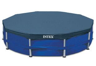 Baseina pārklājs INTEX, 366 cm cena un informācija | Āra baseini | 220.lv