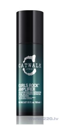 Matu krēms Tigi Catwalk Curlesque Curls Rock Amplifier 150 ml