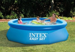Baseins Intex Easy set 305 x 76 cm, ar ūdens filtru