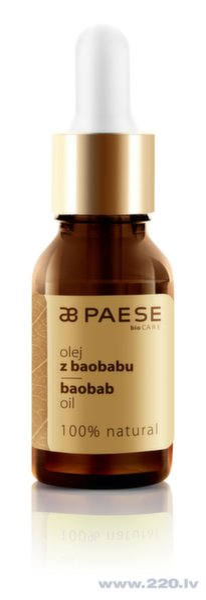 Baobaba eļļa Paese 15ml