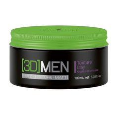 Текстурирующая глина Schwarzkopf 3DMENsion Texture Clay 100 мл