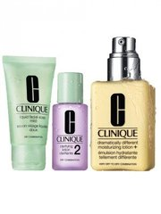 Komplekts Clinique Great Skin Starts Here
