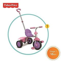 Trīsritenis Fisher price Glee 2 IN 1, 3350233