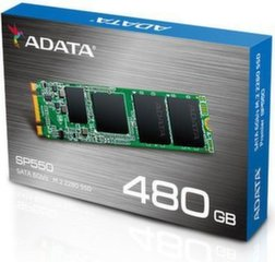 Adata SSD drive SP550 480GB M.2 up to 560/510MB/s