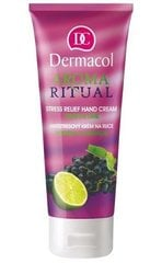 Roku krēms Dermacol Aroma Ritual Grape & Lime 100 ml