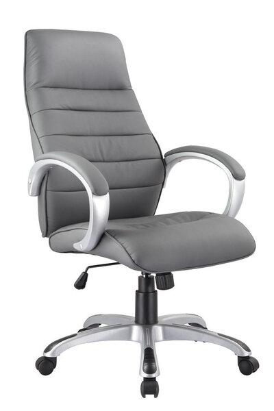 Офисное кресло Q-046, серое