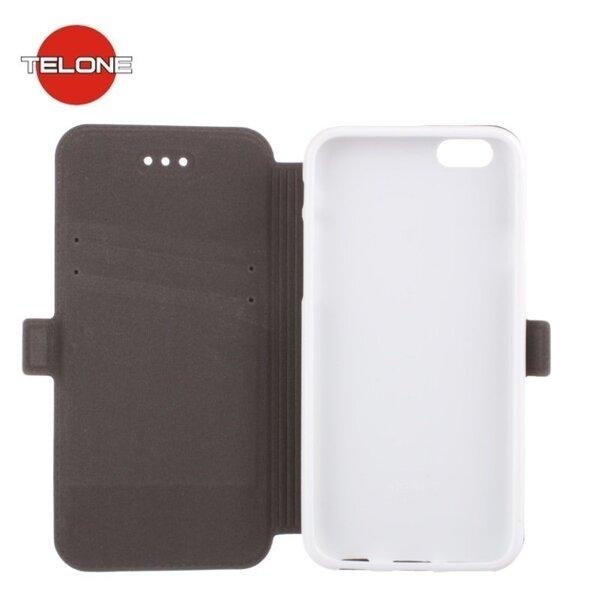 Telone Super тонкий чехол-книжка для мобильного телефона Samsung N930F Galaxy Note 7, Белый