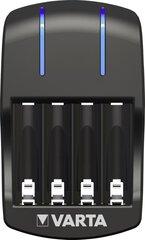 Elementu lādētājs Varta ar 2100mAh baterijām, 4gab cena un informācija | Akumulatori, lādētāji un piederumi | 220.lv