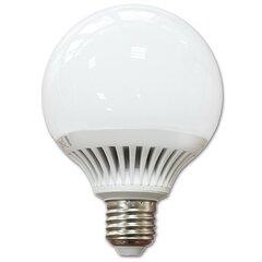13W светодиодная лампа E27 G120, теплый белый (3000K), регулировка яркости цена и информация | Лампочки | 220.lv