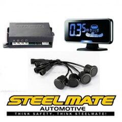 Система парковки  STEELMATE PTS400V4  с V4 дисплеем
