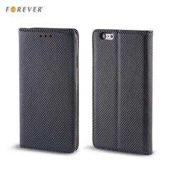 Forever чехол-книжка с магнитной фиксацией, без клипсы Huawei Ascend Y6 II (2016), черный